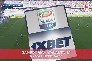 Sampdoria - Atalanta 3:1. Karol Linetty strzela pięknego gola [ELEVEN SPORTS]