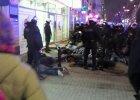 Policja zatrzyma�a 137 kibic�w Lazio Rzym w Warszawie