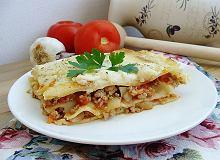 W�oski przek�adaniec - czyli lasagne w polskim stylu - ugotuj