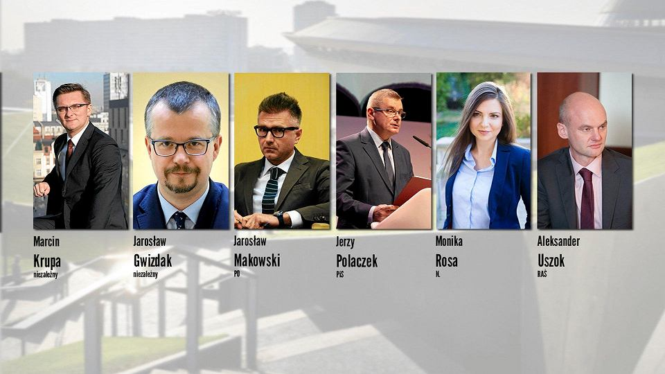 Wytypowani przez nas kandydaci na prezydenta Katowic