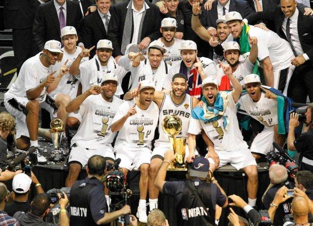 Zdjęcie numer 1 w galerii - Finał NBA. Tytuł dla San Antonio Spurs.