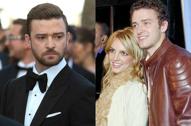 Britney Spears i Justin Timberlake byli ukochaną parą Ameryki, ale rozstali się w atmosferze skandalu w 2002 r. Wokalista napisał na ten temat kilka piosenek i udzielił sporo wywiadów. Minęło 14 lat, a on nie może przestać.
