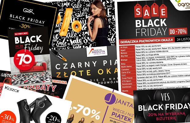 Black Friday rusza w piątek 24.11