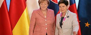 """""""Wizyta Merkel w Polsce by�a tylko grzeczno�ciowa"""". Prof. R. Ku�niar martwi si� o nasz� polityk� zagraniczn�"""