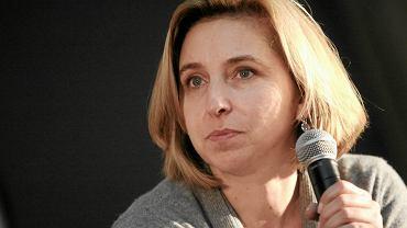 """Dominika Wielowieyska, dziennikarka """"Gazety Wyborczej"""""""