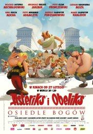 Asteriks i Obeliks: Osiedle bog�w 2D - baza_filmow