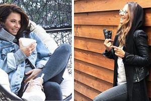 Ubrania, które w tym roku nosiła Ania Lewandowska są teraz w przecenie