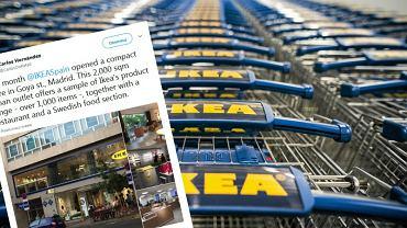 Ikea otworzyła w Madrycie sklep w nowym koncepcie