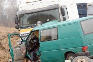 Śmiertelny wypadek na siódemce pod Szydłowcem