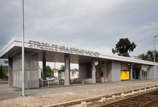 Dworzec kolejowy Strzelce Krajeńskie Wschód
