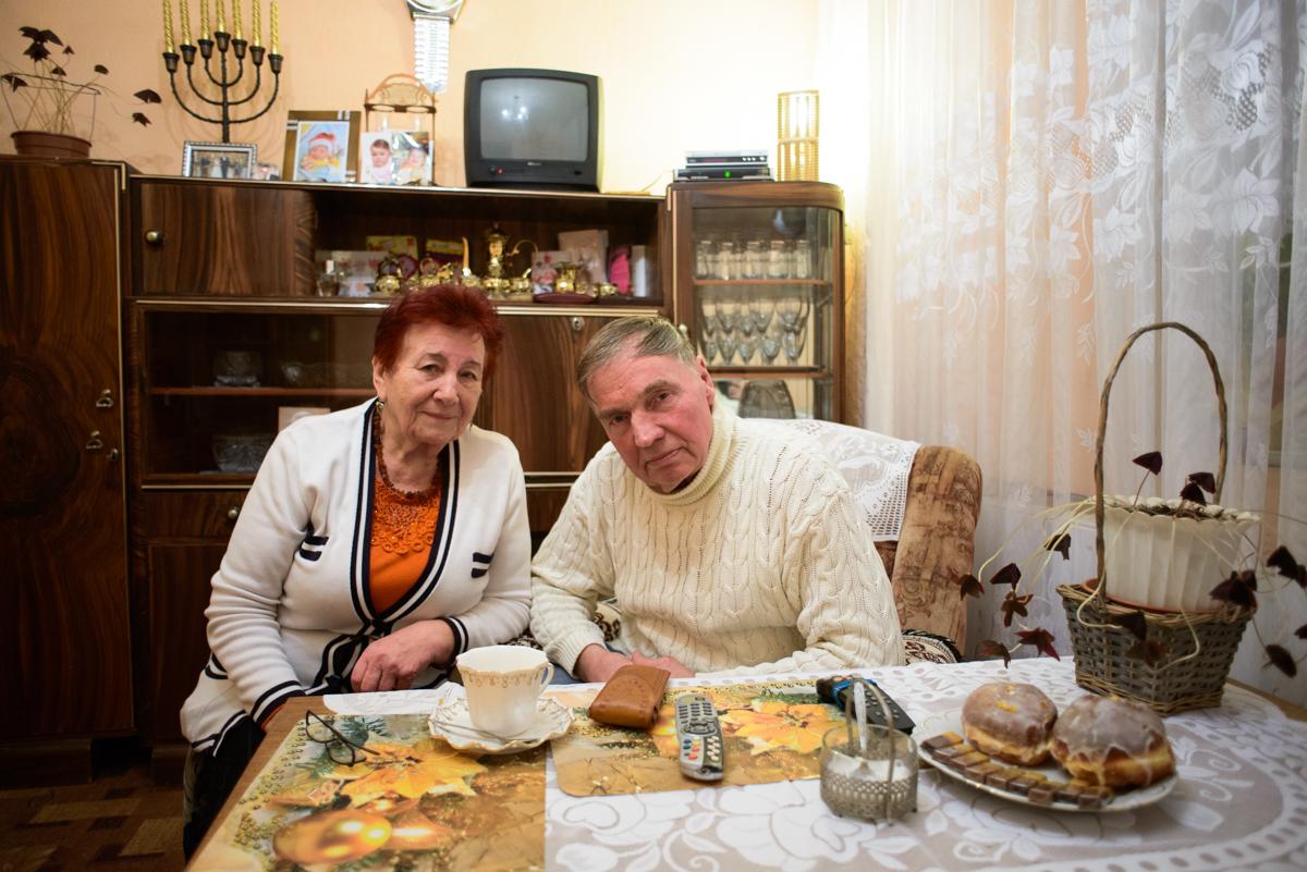 Krystyna i Alfred (fot. Piotr Idem)
