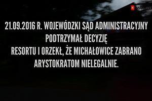 S�d zgadza si� na reprywatyzacj� cz�ci podwarszawskich Micha�owic. 1700 os�b boi si� o swoje domy