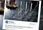 Podrobiona wódka sprzedawana w sklepach na kieliszki. Na Ukrainie zmarły już 23 osoby