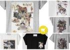 Kolekcja limitowana Medicine: t-shirty z nadrukami