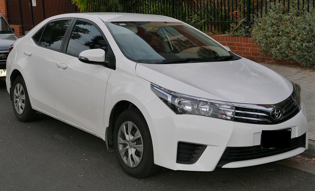 Toyota Corolla (2015 r.)