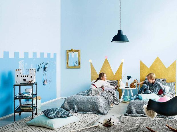 Zdjęcie numer 2 w galerii - Jak urządzić pokój dziecka? Pomysły na pokoje dla dziewczynek i chłopców
