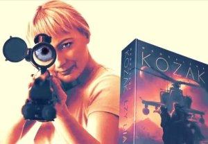 """Po ponad dwóch latach literackiej przerwy Magdalena Kozak - autorka bestsellerowej trylogii fantastycznej """"Nocarz"""", """"Renegat"""", """"Nikt"""" - powraca z nową książką."""