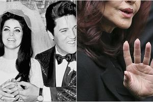 Priscilla Presley da�a si� pozna� jako pi�kna �ona Elvisa Presley'a i fanka chirurgii estetycznej. Dzi�ki tej drugiej w przeci�gu kilkunastu lat aktorka Nagiej broni zmieni�a w tak du�ym stopniu, �e ledwo przypomina siebie. Ostatnio Presley odwiedzi�a brytyjski program telewizyjny, aby promowa� wydanie p�yty z najwi�kszymi hitami Kr�la Rocka. Uwag� zwraca� jej odmieniony wygl�d, kt�rego internauci nie wahali si� komentowa�. Zobaczcie jak zmienia�a si� �ona Presleya!