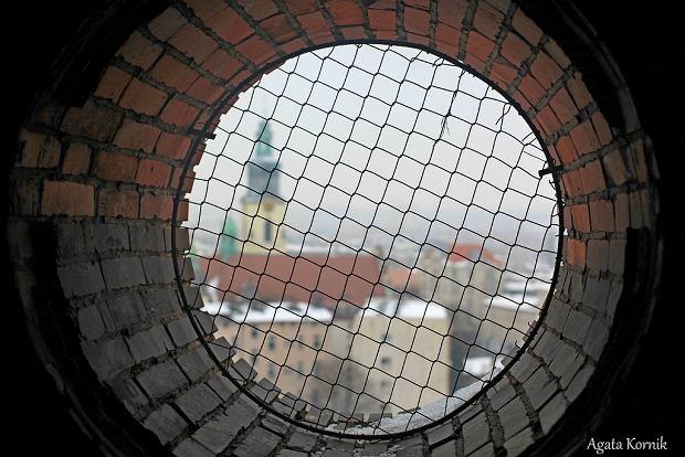 Zdjęcie numer 0 w galerii - Zdobyli wieżę w centrum Bydgoszczy i spojrzeli na miasto z góry [ZDJĘCIA]