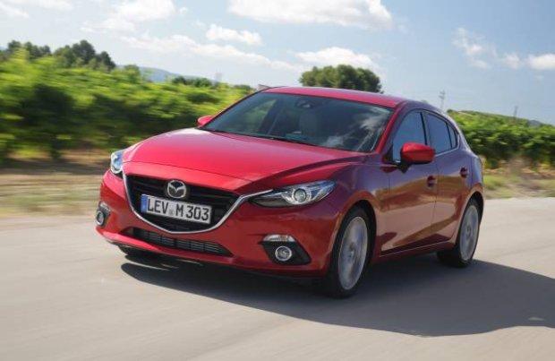 Mazda 3 - test | Pierwsza jazda | Nic na si��