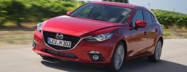 Mazda 3 - test | Pierwsza jazda | Nic na siłę