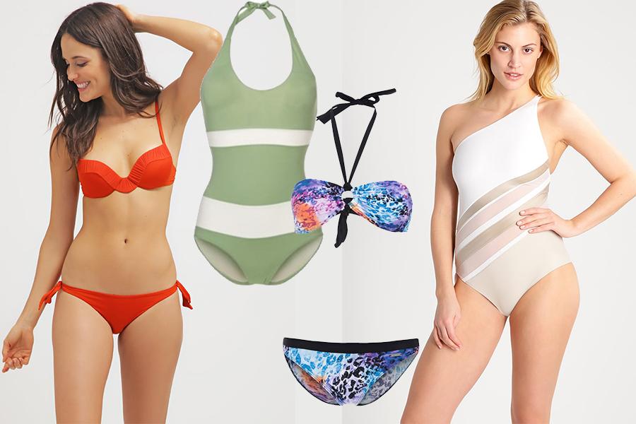 Kostiumy kąpielowe - trendy 2017
