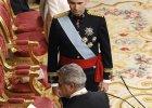 Hiszpania.Filip VI obni�y� sobie wynagrodzenie o 20 proc.