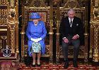 Elżbieta II przedstawiła dziś plany brytyjskiego rządu. Skąd nietypowy ceremoniał mowy tronowej?