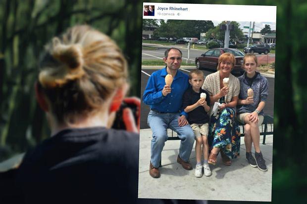 """Spontanicznie zrobiła zdjęcie obcej rodzinie. Po kilku dniach dostała SMS-a: """"Dziękuję z całego serca..."""""""