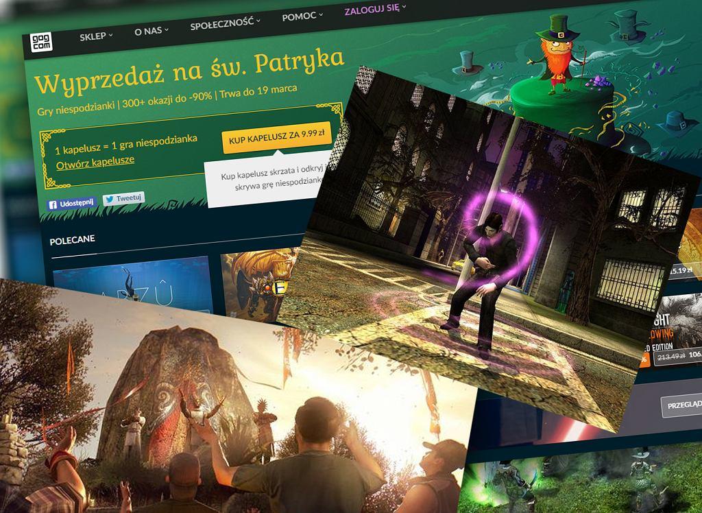 Nowa promocja na GOG.com. Gry taniej nawet o 90 proc.