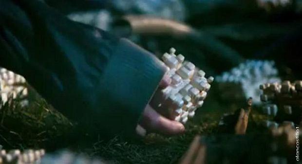 Kostka Argus z filmu Super 8
