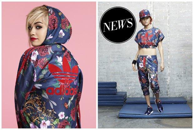 Ju� 1 listopada do sklep�w trafi ca�a kolekcja Rity Ory dla marki Adidas! Co w niej znajdziemy? [LOOKBOOK]