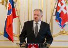 Prezydent Słowacji odmówił powołania nowego rządu