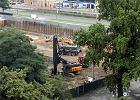 Ćwierćtonowa bomba przy ul. Legnickiej. Ewakuacja, zamknęli ulicę [ZDJĘCIA]