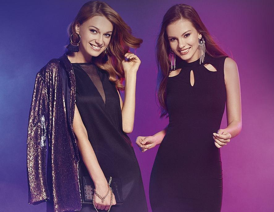 c076a90d32 Biedronka sprzedaje sukienki sylwestrowe od młodych projektantów. Ładne