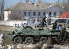 """Ukraina: """"Okupant mo�e przekroczy� granic� ka�dego dnia"""". Rosja �artuje: """"Niech USA pilnuj� lepiej Alaski"""" [PODSUMOWANIE]"""