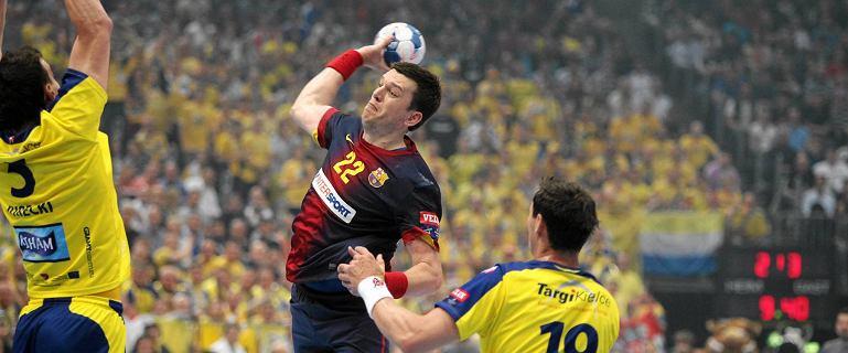 Vive Kielce zatrzymane przez niesamowitego bramkarza. Wielka Barcelona w finale Ligi Mistrz�w!