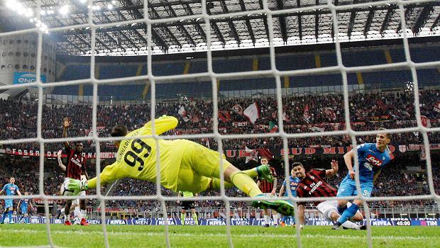 Zdjęcie numer 3 w galerii - Włoskie media: Arkadiusz Milik wyjdzie w podstawowym składzie na Udinese