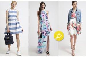 Przegl�d: sukienki na lato w kilku wersjach