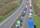 Kiedy na polskich autostradach i ekspres�wkach powstan� korytarze ratunku? Im szybciej, tym lepiej