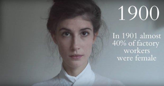 Kanony kobiecego pi�kna XX wieku