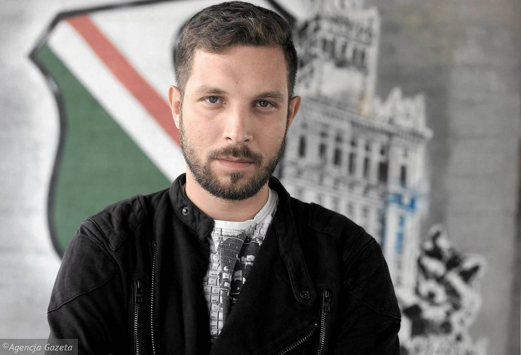 Michał Buszewicz, reżyser / JACEK MARCZEWSKI
