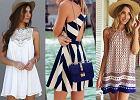 Najmodniejsze sukienki na lato [WIELKI PRZEGL�D]