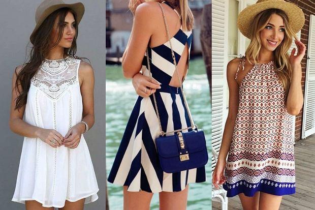 d8171516e9 Najmodniejsze sukienki na lato  WIELKI PRZEGLĄD
