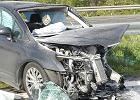 Wypadek na drodze S3. Dwie osoby nie żyją, pięć jest rannych [ZDJĘCIA]
