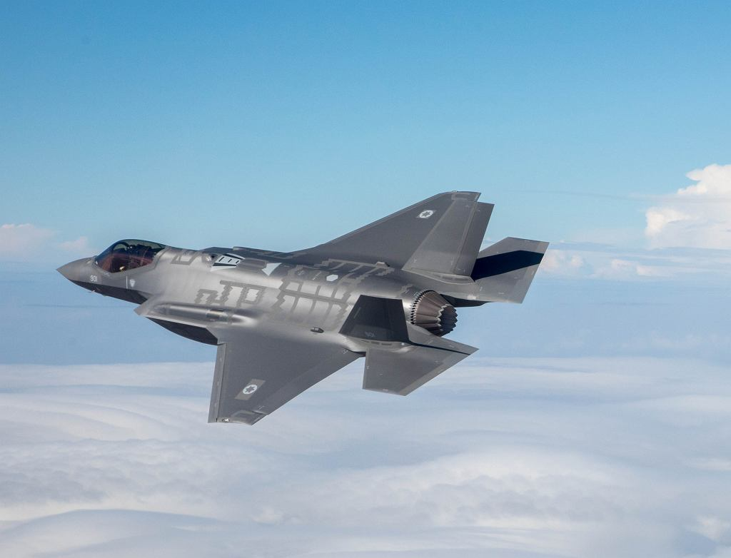 Izraelski F-35 Adir