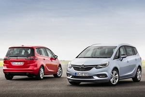 Galeria | Nowy Opel Zafira | Nowoczesny minivan