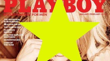 """Ostatnia okładka rozbieranego """"Playboya"""""""