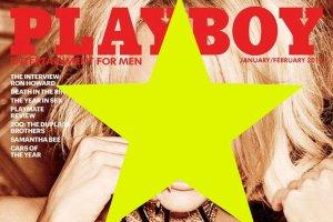 Ostatnia okładka rozbieranego Playboya