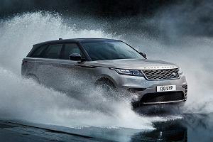 Piękny Range Rover Velar wyceniony! Droższy od Jaguara